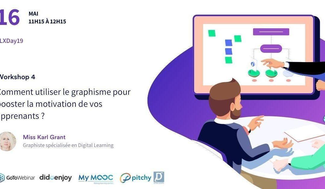 Ma conférence au LxDay organisée par MySkillCamp à Paris