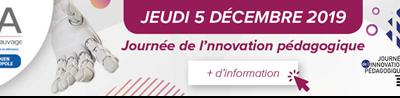 Journée de l'Innovation Pédagogique 2019 à Rouen