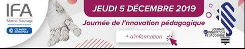 journee de l'innovation pédagogique 2019 a IFA rouen